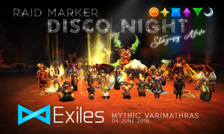 Mythic Varimathras – Monday Night Fever