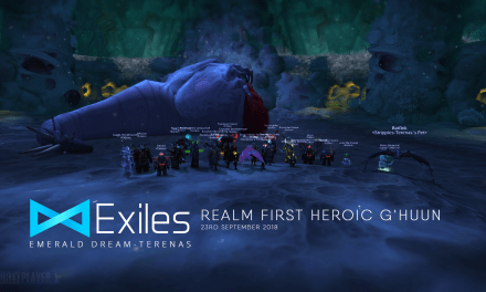 Realm First Heroic G'huun