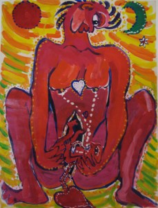"""Birth"" by Aviva Gold"