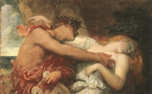 Orpheus and Eurydice, George Frederic Watts