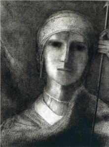 Parsifal, Odilon Redon1891