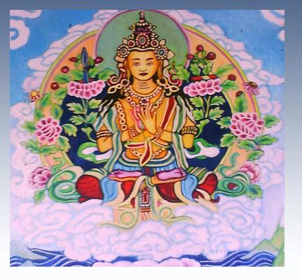 Beautiful_Buddha_Maitreya_by_Shroombaybe