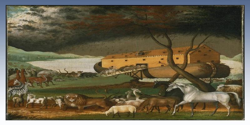 15 FLOOD MYTHS SIMILAR TO THE STORY OF NOAH |