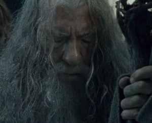 Gandalf: Ein Balrog!
