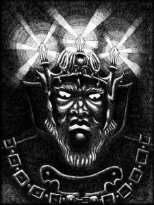 Melkor - Morgoth