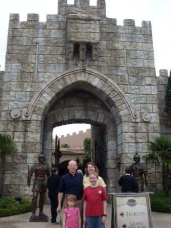 Holy Land Experience Entrance