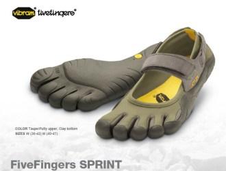 FiveFingers Sprint