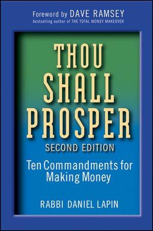 Book cover for Thou Shall Prosper