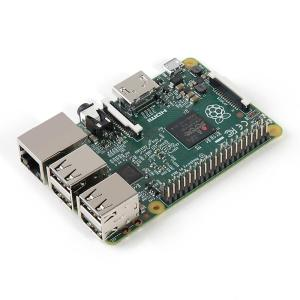 Picture of the new Raspberry Pi 2