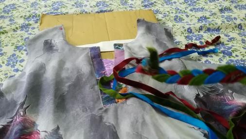 designer kurti necklne
