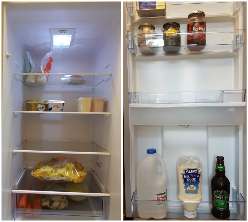 inside images of the fridge