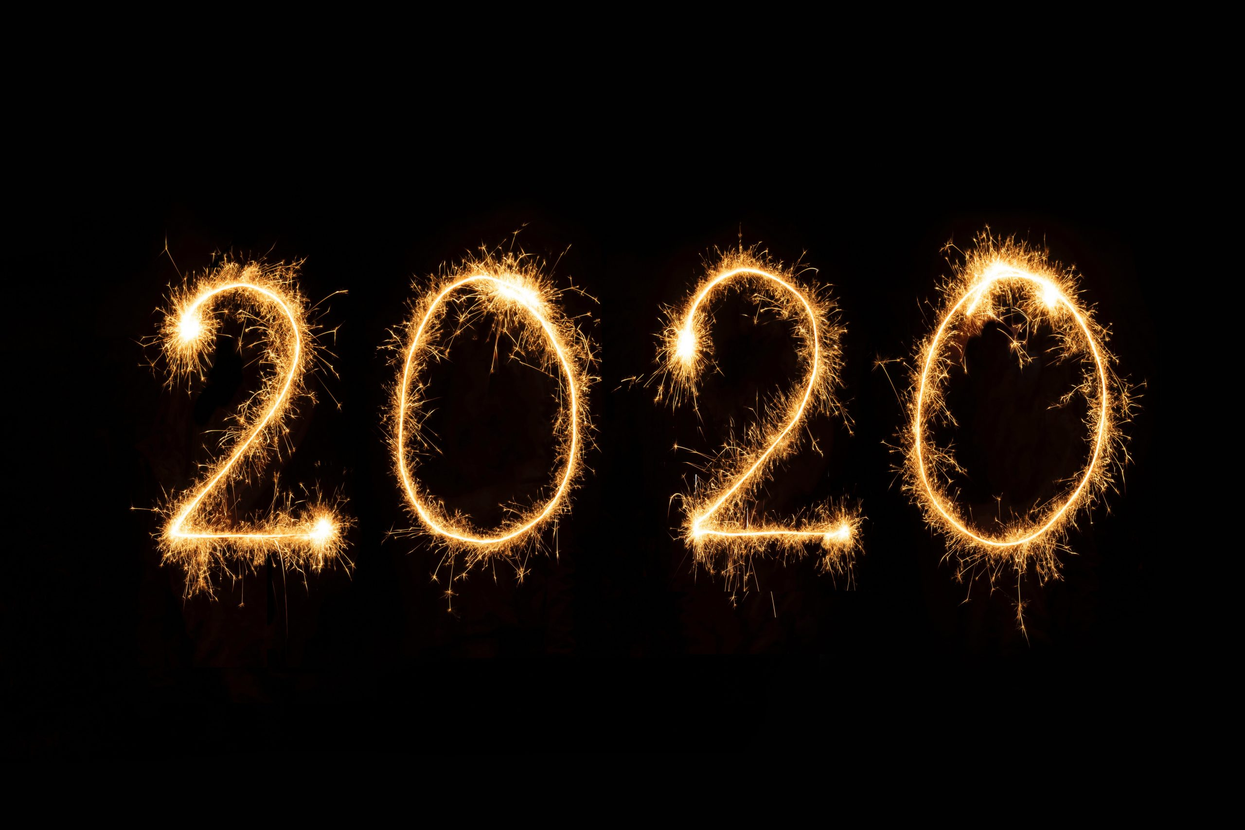 Goodbye 2019 and Hello 2020 - My Three and Me