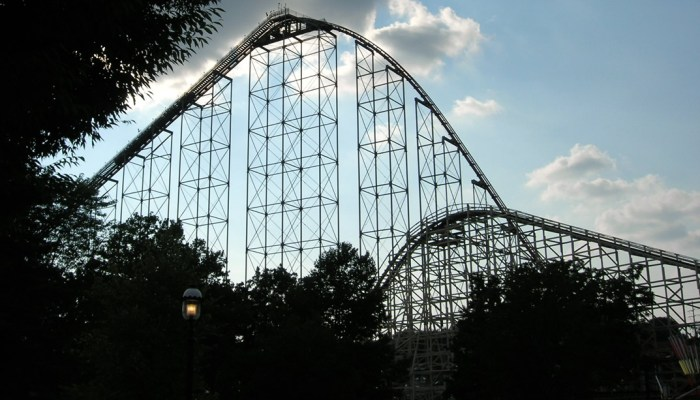 Rollercoaster Dorney Park