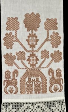 Käspaikka - Memory Cloth artwork.
