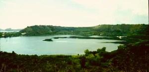 Lake Avernus CC-SA3 L. Curran.
