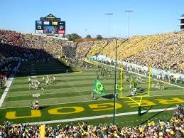 Autzen Stadium, Oregon Ducks, Wikipedia.