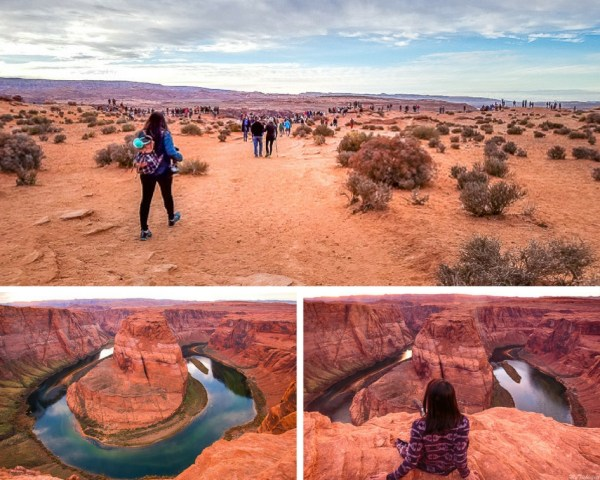 Hiking Horseshoe Bend is a magnificent sight not to be missed