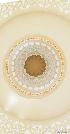 Grand Mosque Ceiling design
