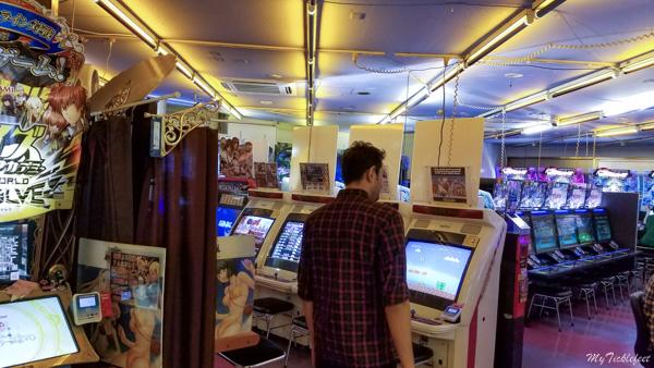 Gaming in Japan