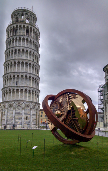 Best way to see Leaning Tower Pisa from Florence