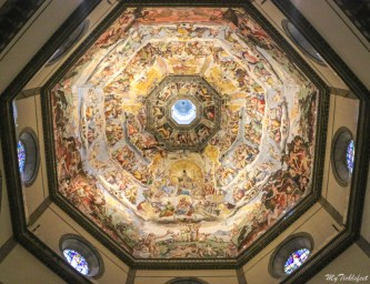 Duomo celing fresco Florence, Top things to see