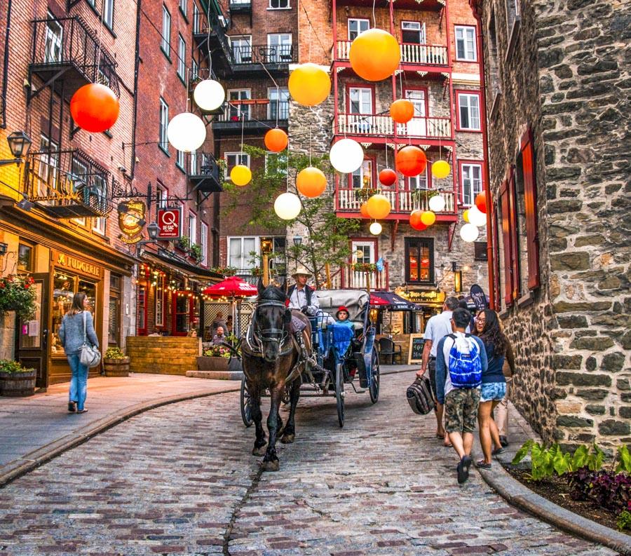 Summer songs in Quebec City - Vacay.ca