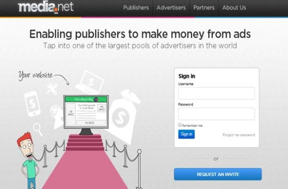 Media.net adsense alternative