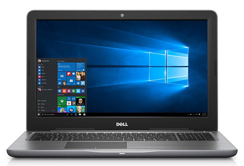 Dell Inspiron i5567 best laptop for writers 2017-2018