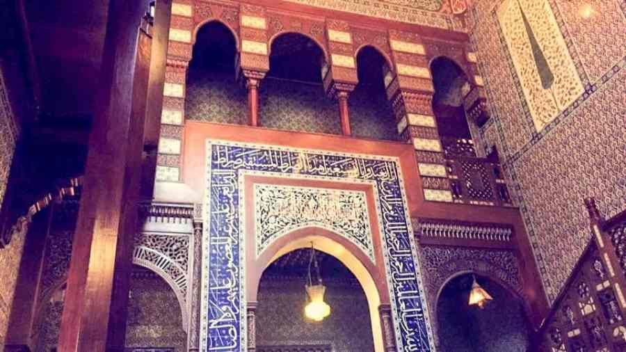 Mosques are one of the Pictures That Will Make You Want To Visit Cairo