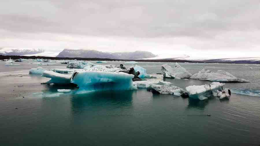 Icebergs are one of the 10 Reasons Iceland Should Be Your Next Trip