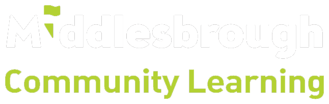 Middlesbrough Community Learning Logo