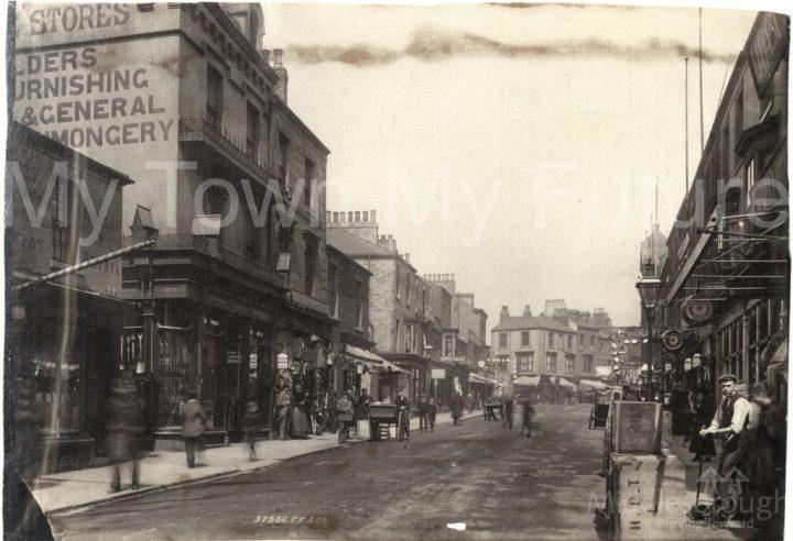 Sussex Street (1900)