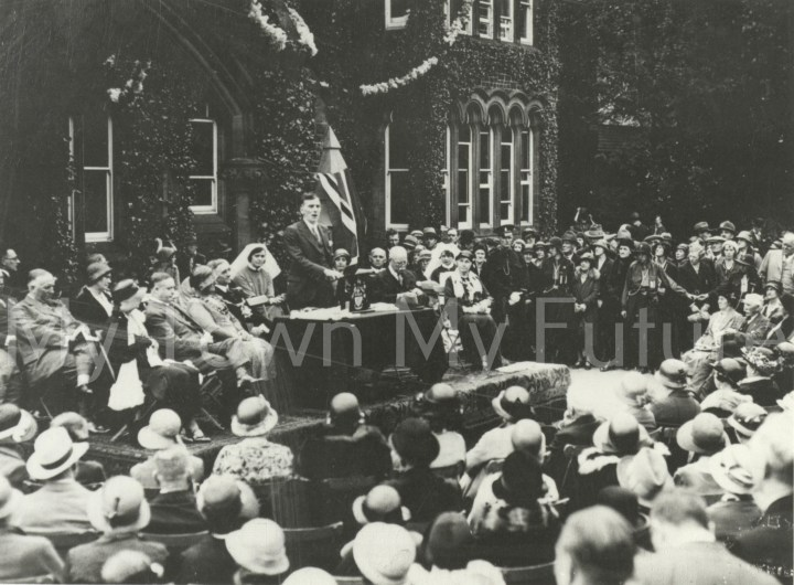 Opening Ceremony Poole Hospital Sanatorium - 22 June 1932