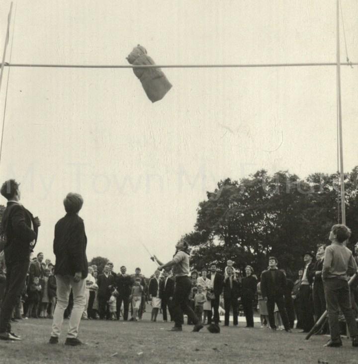 Stewart Park - Teesside Show (1966)