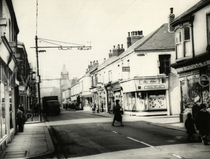 Middlesbrough Road South Bank 1963