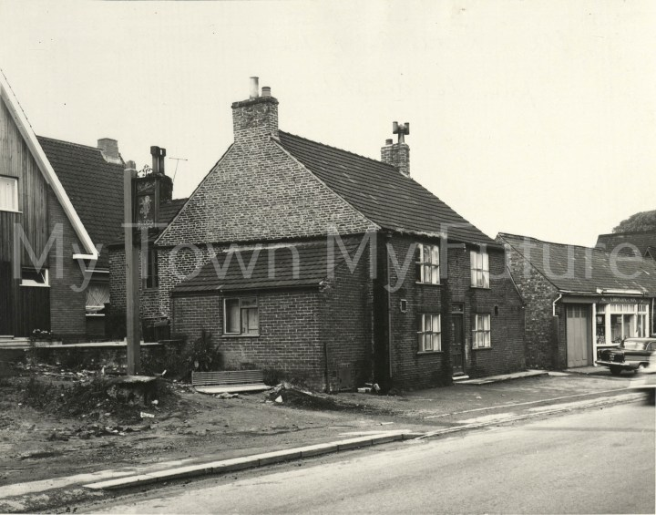 Old Rudds Arms, Marton, 1961