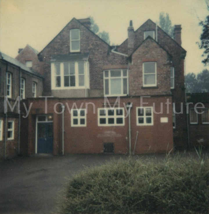 Holmwood House Orchard Road 1987