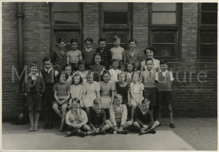 Fleetham Steet School (Miss Dent) 1950-1951