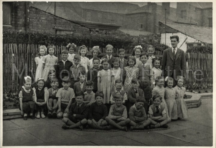Fleetham Steet School Mr Jeffries) 1950-1951
