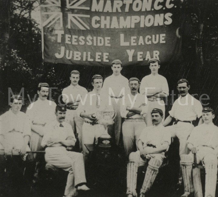 Marton Cricket Club (undated)