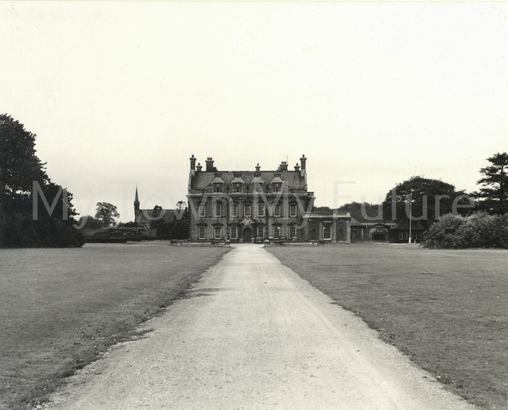 Acklam Hall c1955