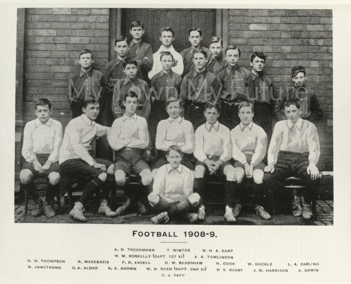 Middlesbrough High School Football Team