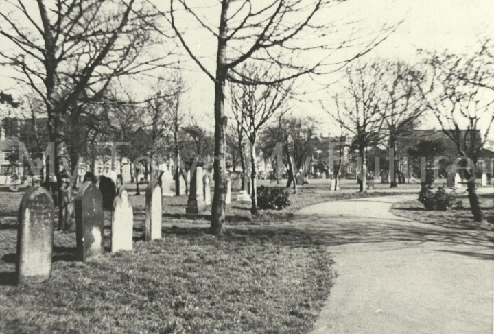 Middlesbrough Cemetery (Ayresome Gardens)