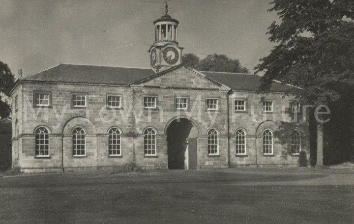 Ormesby Hall,The Stables