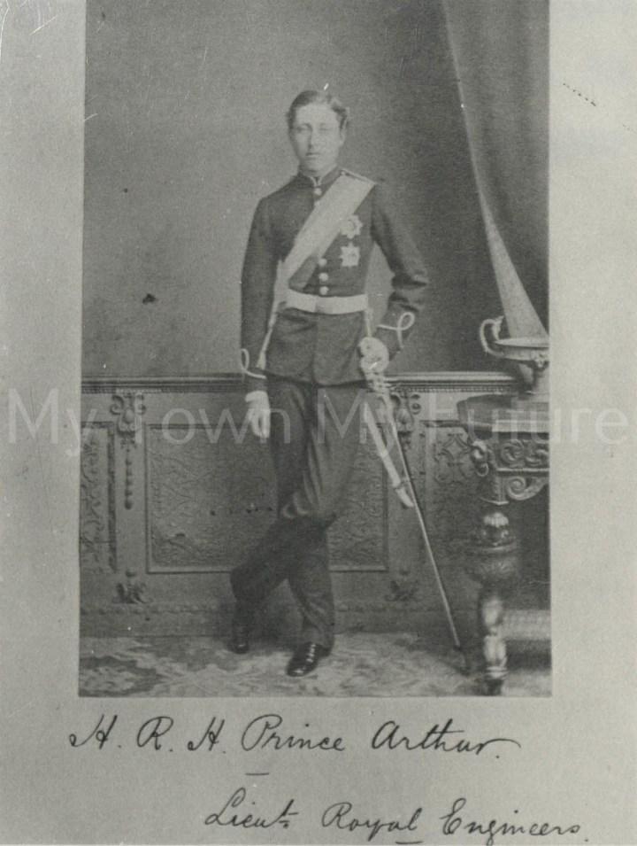 HRH Prince Arthur