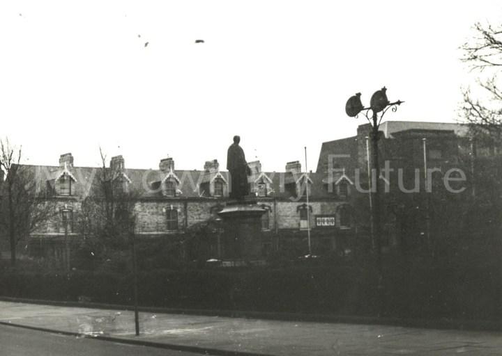 Victoria Square, 1970, Margaret Annett