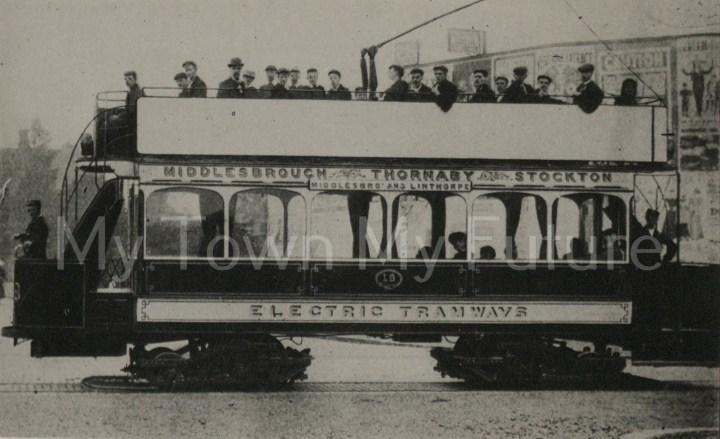Trams 1899