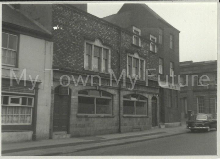 Robin Hood Hotel 18-19 Commercial Street St Hilda's 1959 1st Licenced 1841 Demolished 1963 rebuilt