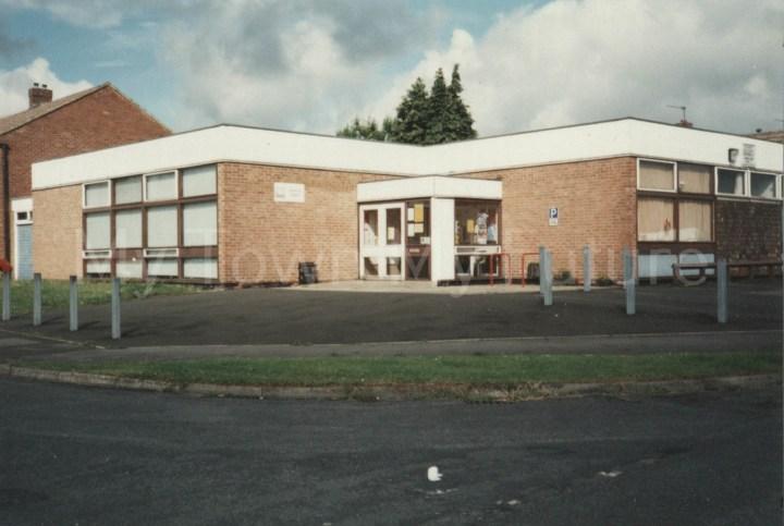 Marton Library