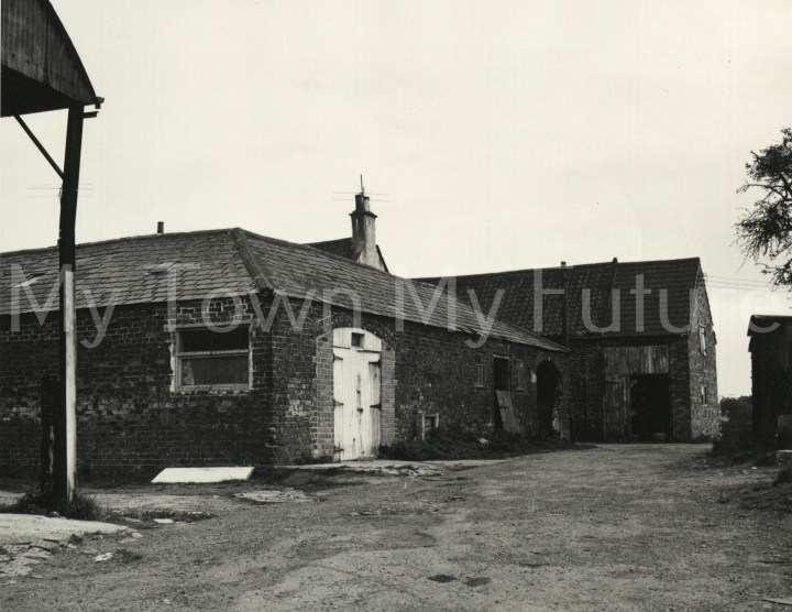 Coulby Newham Farm former Carriage House 22nd September 1975